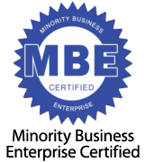 MBE Certification Logo